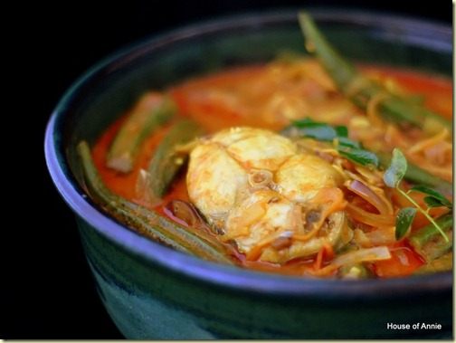 Indian Fish Curry Recipe | House of Annie