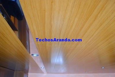 Falsos techos de aluminio Algeciras