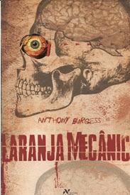 livro Laranja Mecânica