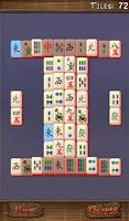 Screenshot of Mahjong II