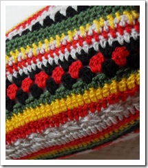 Multi crochet stitch cilindar cushion cover March13_4