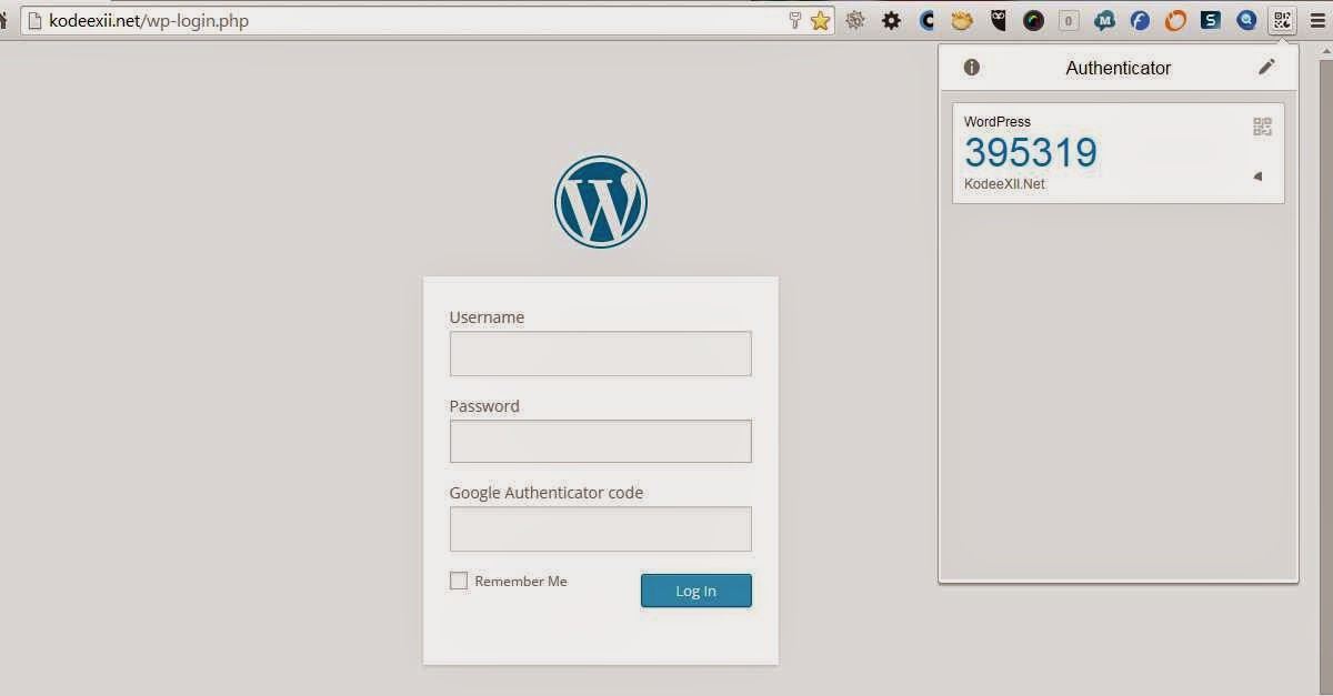 Increase WordPress Security With Google Authenticator For WordPress