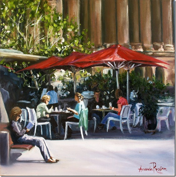 coffee at the square - 2013 -