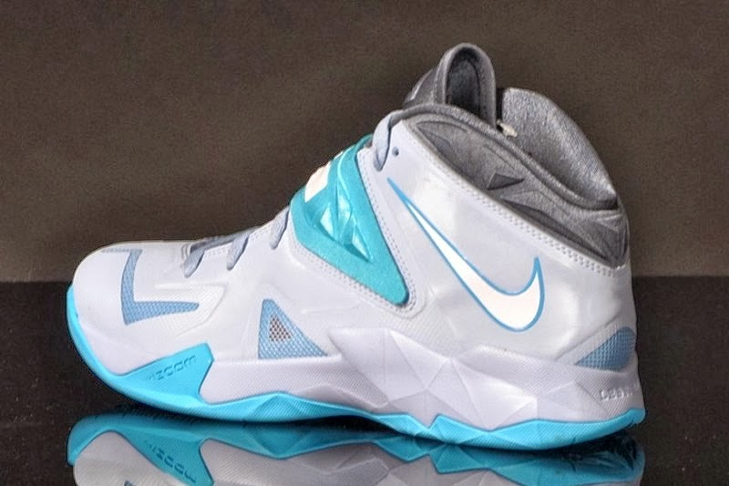 39ec5cd92ff Nike Zoom Soldier VII in Light Armory Blue   White   Gamma Blue ...