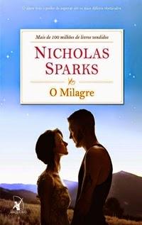 O Milagre, por Nicholas Sparks