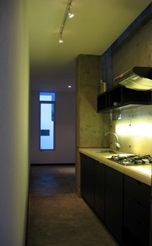 cocina-casa-flat-issa-dionne-arquitectos