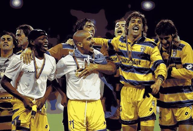 Masa Kejayaan Parma