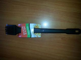 Heavy-Duty BBQ Grill Brush with Scraper #bbqgrillbrush