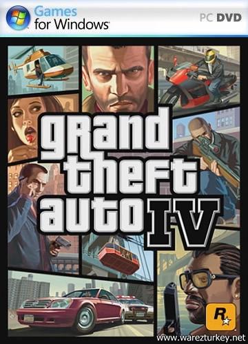 Grand Theft Auto 4 - Full indir (Razor1911)