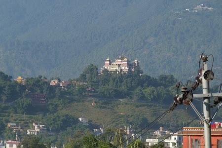 Manastirea Kopan Kathmandu