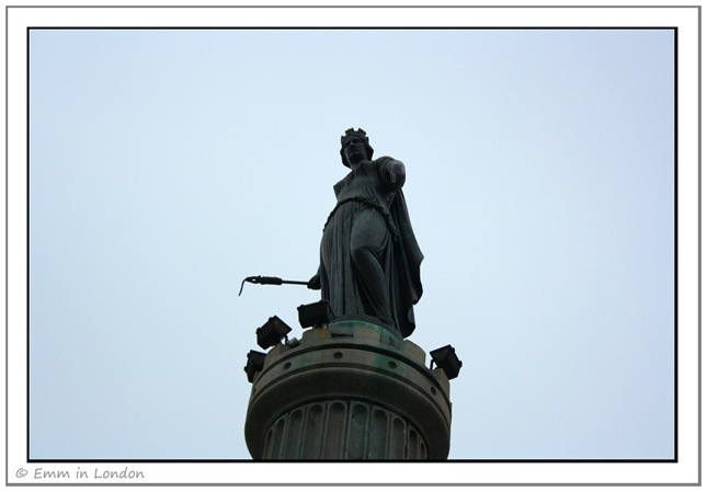 The Goddess, GrandPlace, Lille
