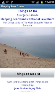 Sleeping Bear Things To Do - screenshot thumbnail