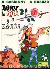 P00030 - Asterix La rosa y la espa
