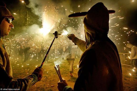 Festa major de Cambrils, Festa Major Mare de Déu del CamíNit de Foc, 15a edició, correfocCambrils, Baix Camp, Tarragona