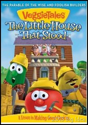 The Little House That Stood Box Art