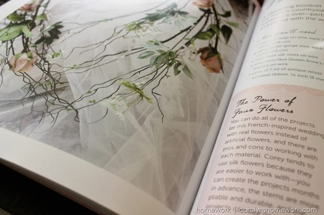 Book Review Stylish Weddings via homework | carolynshomework.com