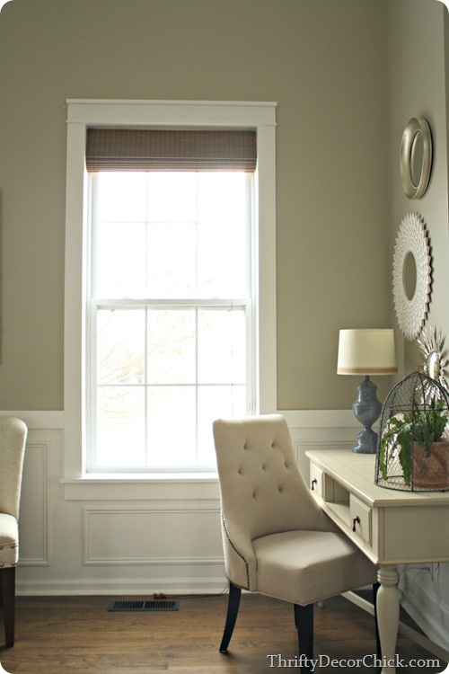 craftsman window trim how to