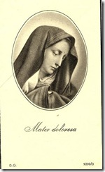 prayer card-marie