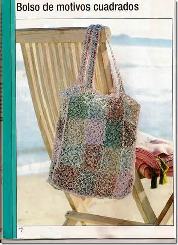 bolso motivos cuadrados crochet1