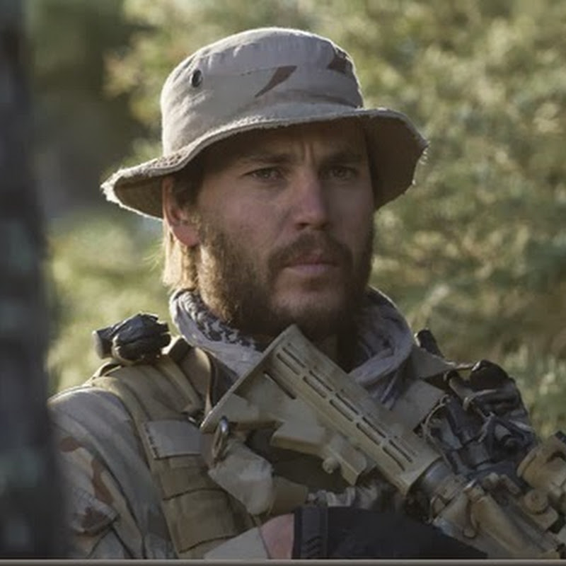 "Taylor Kitsch Plays Real-Life Navy SEAL Hero in ""Lone Survivor"" (Opens Jan 8)"