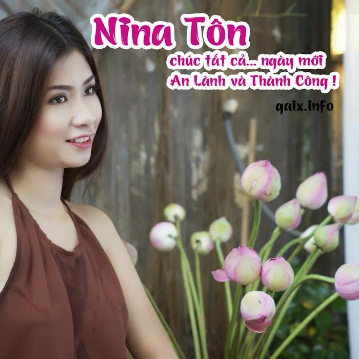 NINA TÔN ÁO YẾM VÀ NHŨ HOA ƯỚT ÁT DƯỚI MƯA - Haitaynamkg