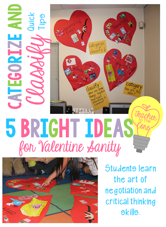 Bright Ideas for Valentine's Day Sanity (2)
