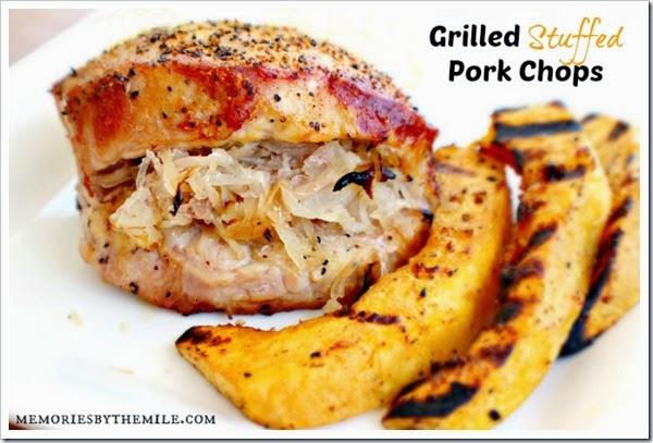 Grilled-Stuffed-Pork-Chop