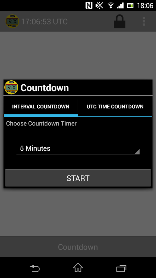 Regatta Countdown- screenshot