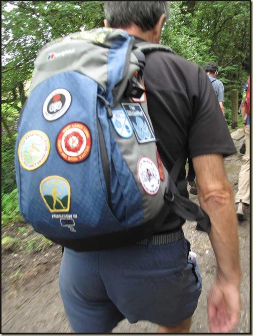 Badge man Terry