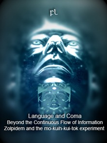 Language and coma: beyond the continuos flow of information