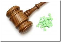 Pills and Gavel