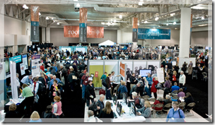 rootstech Expo Hall.