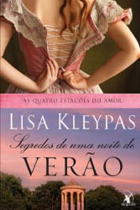 Segredos de Uma Noite de Verão, por Lisa Kleypas