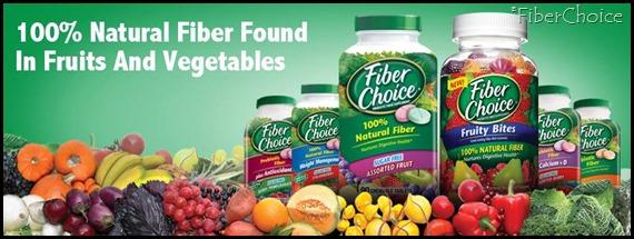 FiberChoice Fruity Bites