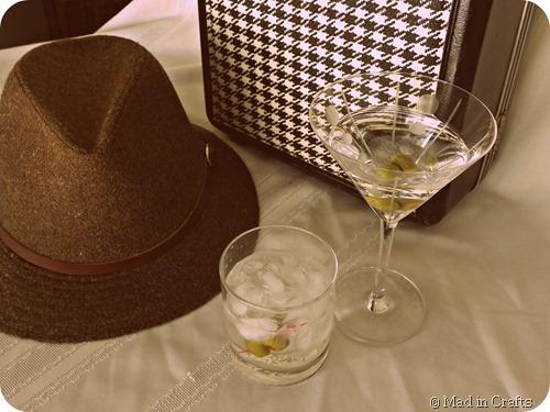 mad men martinis