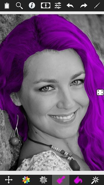 Color Splash Effect Pro- screenshot