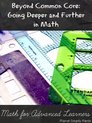 How to challenge advanced math learners at home or in the classroom