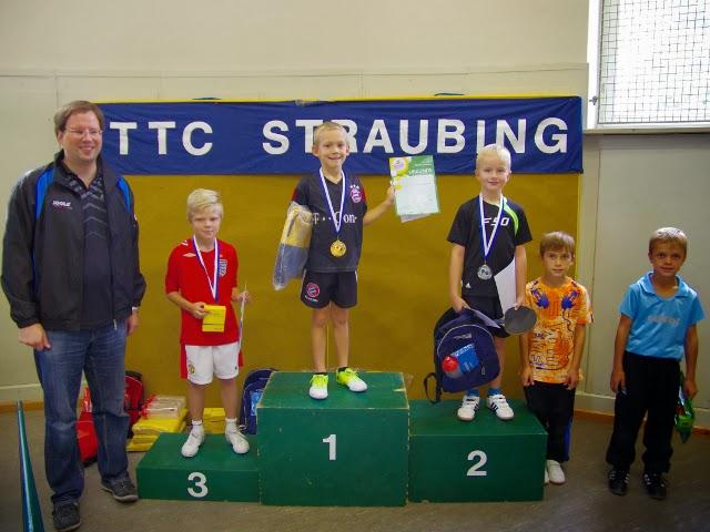 mini-Meisterschaft 2013: Altersklasse bis 8 Jahre