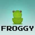 Froggy (Frogger clone) icon