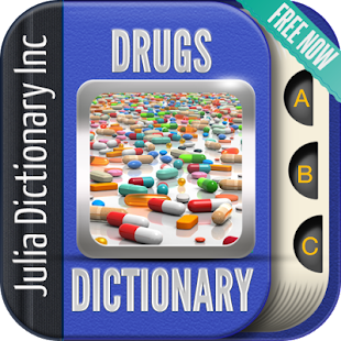 【免費醫療App】Drugs Dictionary-APP點子