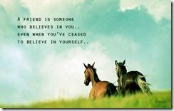 BelieveFriendship