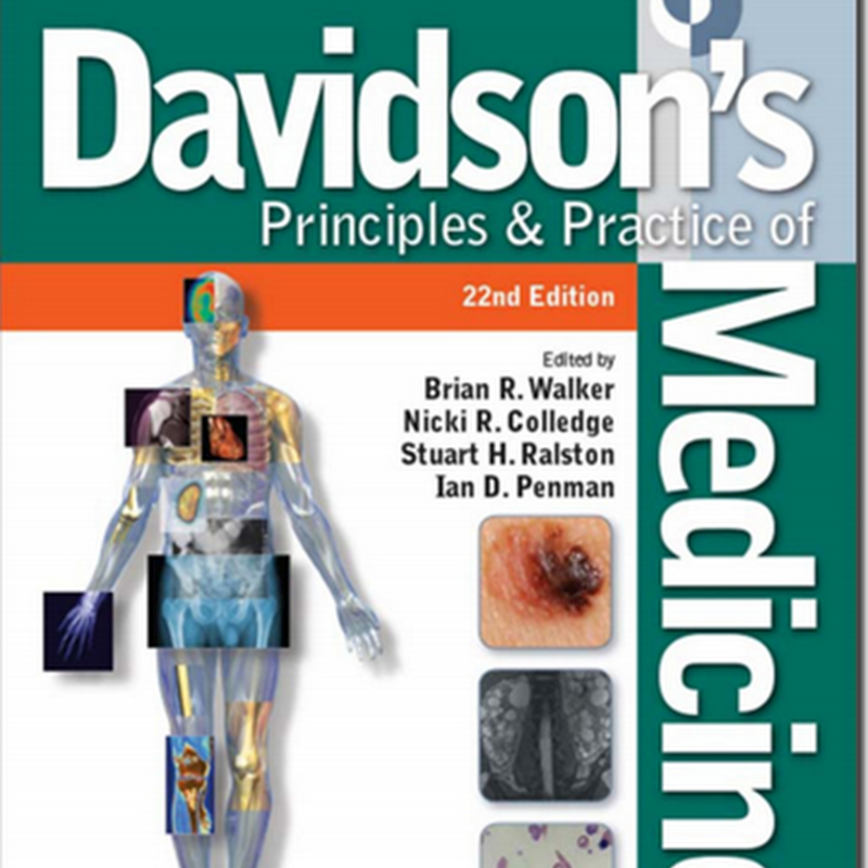 Davidson's Principles & Practice of Medicine–22nd Edition