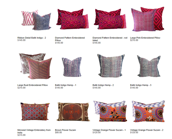 La Dolce Vita: Giveaway: Shoppe By Amber Interiors Pillow