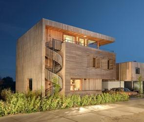 Fachada-moderna-con-madera