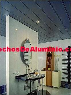 Techos aluminio Leganés
