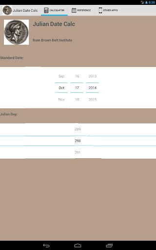 免費生產應用App|Julian Date Calc|阿達玩APP