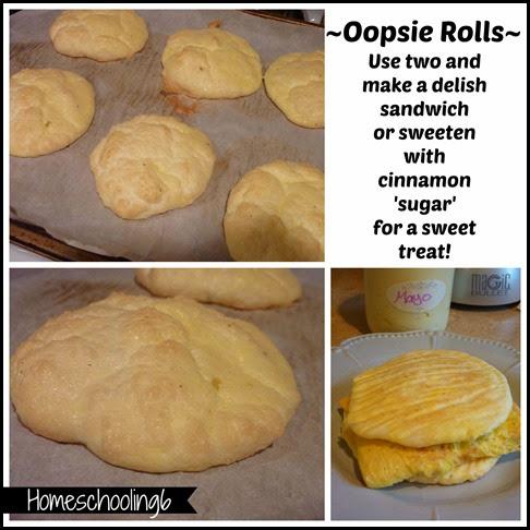 Oopsie Rolls 4