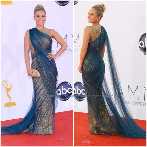Hayden Panettiere 64th Annual Primetime Emmy