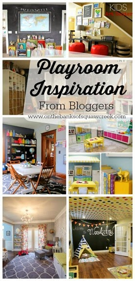 playroom inspiration ideas