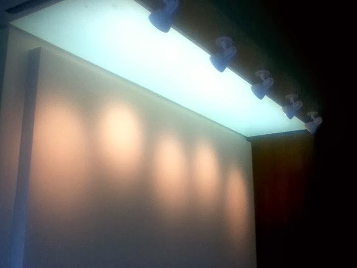 Spots na iluminação decorativa